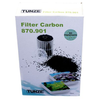 Tunze Filter carbon 700ml. 0870.901 (rec retail $19.95)