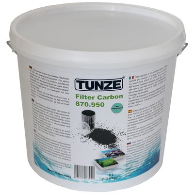 Tunze Filter carbon 5 liter bucket