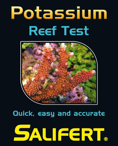 Salifert Potassium profi-Test (Made in Holland) (Rec Retail $25.00)