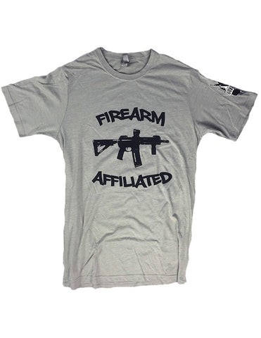 Gunneration X Tee Shirt Firearm Affiliated part of our Support Your Local Gun Shop & Need More Guns 2nd Amendment Tee Shirt Series. One of the Original Gunneration X 2nd Amendment Tee shirts.