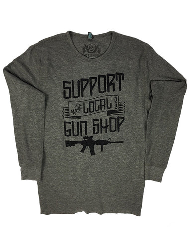 Support Your Local Shop Thermal