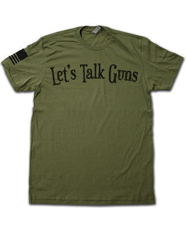 Let's Talk Guns
