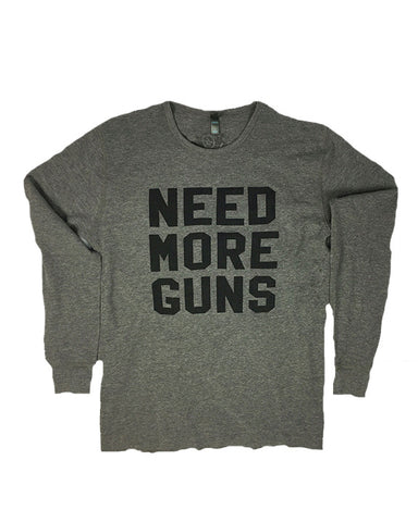 NEED MORE GUNS Thermal