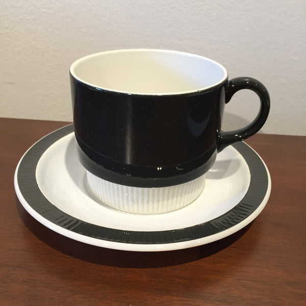 English coffe cup and saucer set