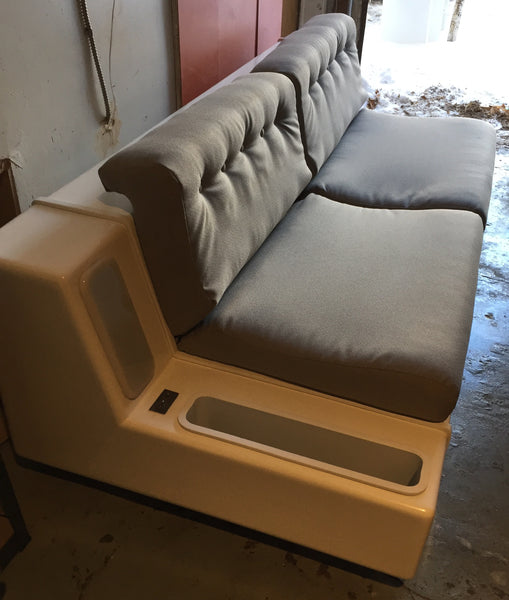SPACE AGE SOFA (local sales only)