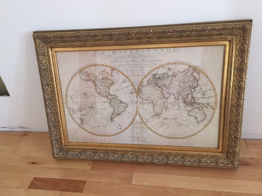 La Mappe Monde - THE WORLD MAP
