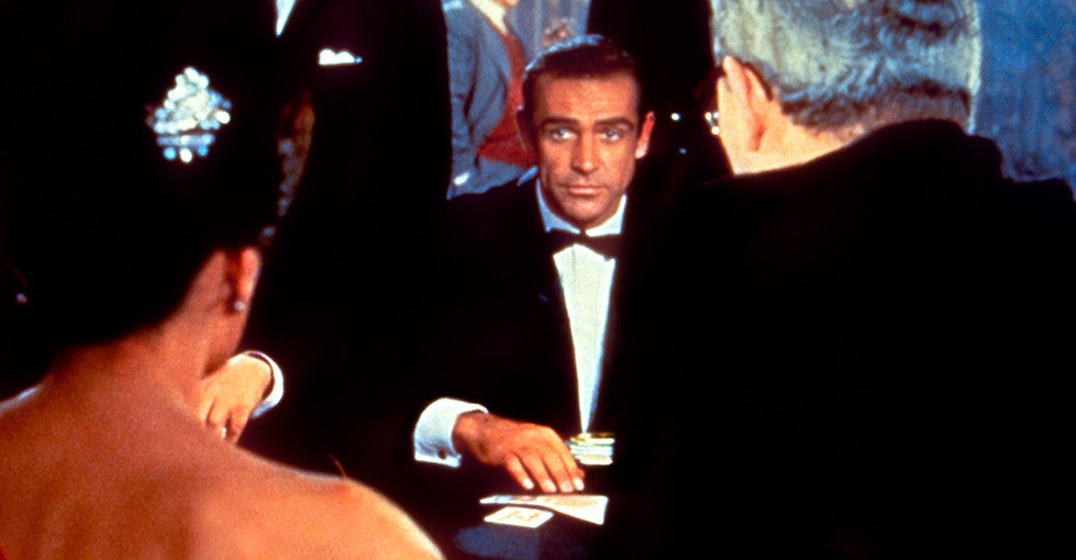 FORGING HISTORICAL LINKS WITH ORIGINAL BOND STYLE