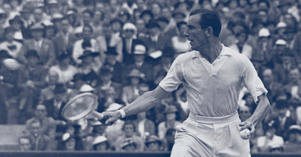 EVERYONE FOR TENNIS: THE FRED PERRY STORY