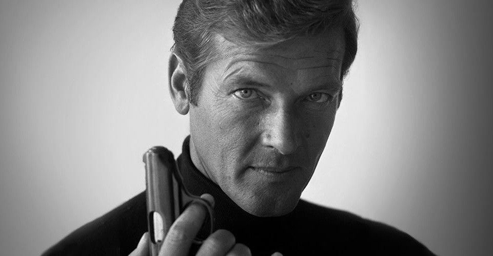 Sir Roger Moore - Nobody Did It Better