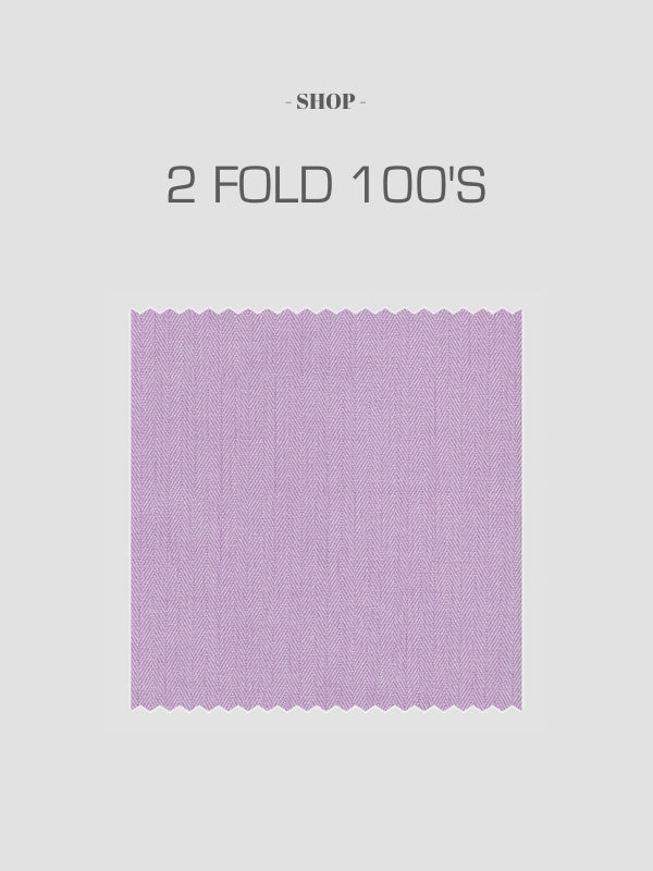 Made To Order Two Fold 100s Shirts