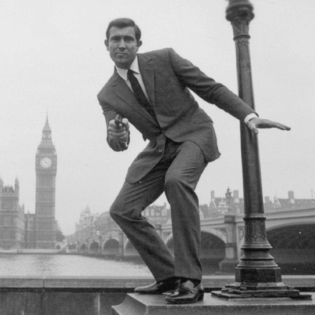 Mason & Sons | A-list | George Lazenby