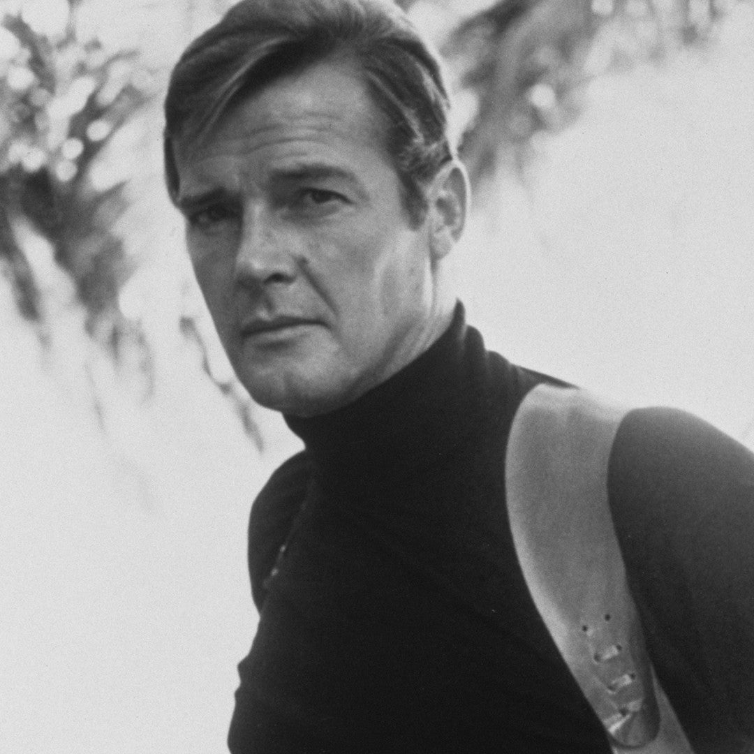 Mason & Sons | A-list | Sir Roger Moore