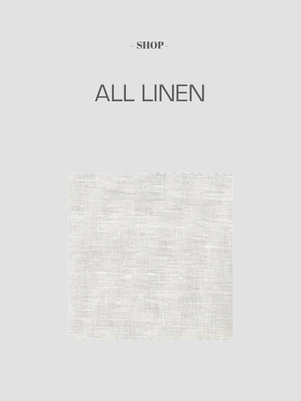 Made To Order All Linen