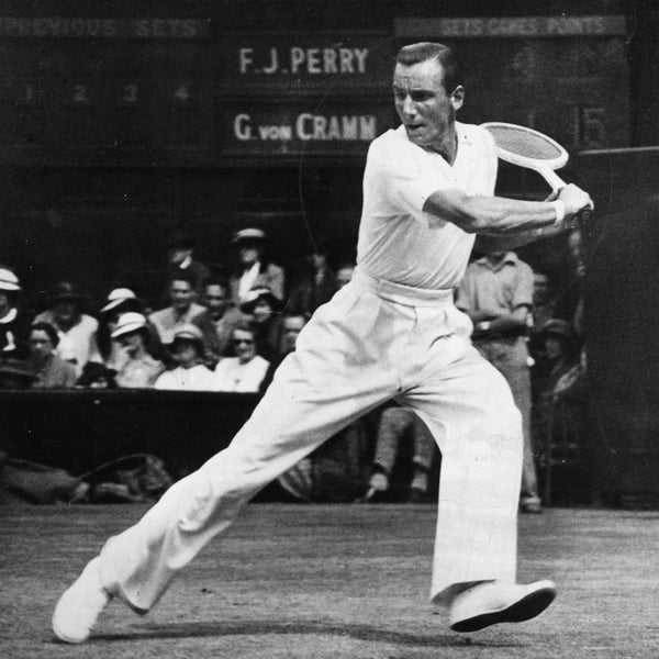 a1f03d24a EVERYONE FOR TENNIS: THE FRED PERRY STORY | Mason & Sons