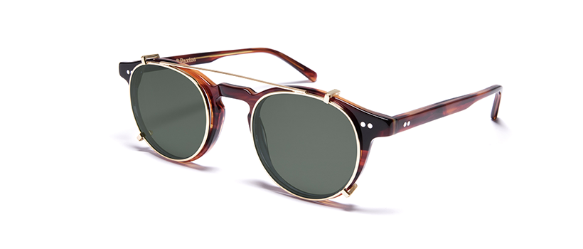 Curry & Paxton | JAMES IN CARAMEL TORTOISESHELL