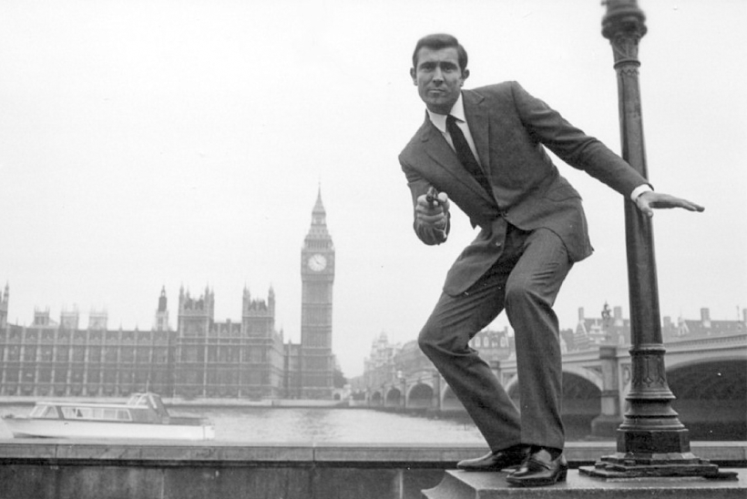 Lazenby needed to make sure he looked the part