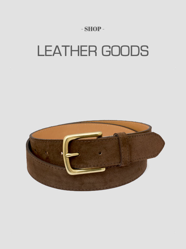 Leather Goods Gifting