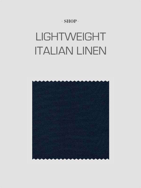 Made To Order Light Weight Italian Linen Special Order Suits
