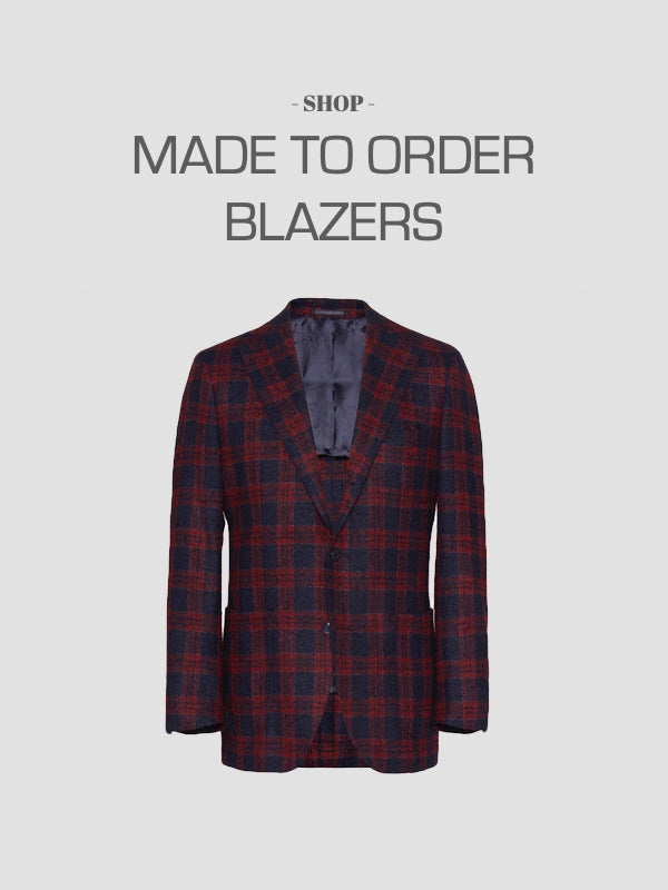 Made To Order Blazers