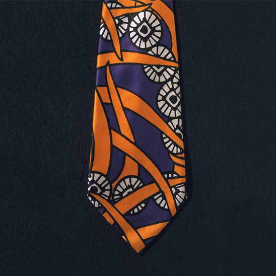 Mr Fish Kipper Tie (1967) at London's V&A Museum