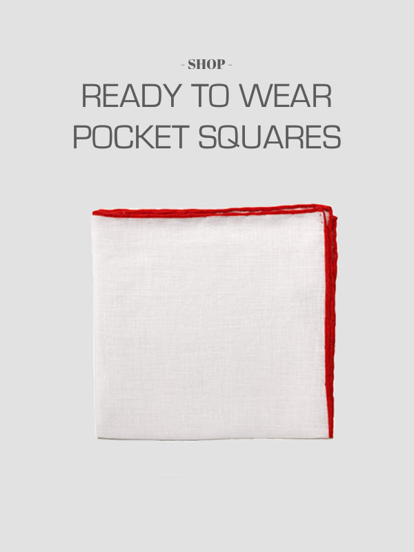 Ready To Wear Pocket Squares