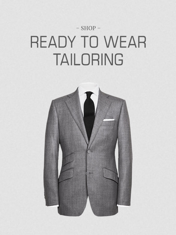 Anthony Sinclair Ready to Wear tailoring
