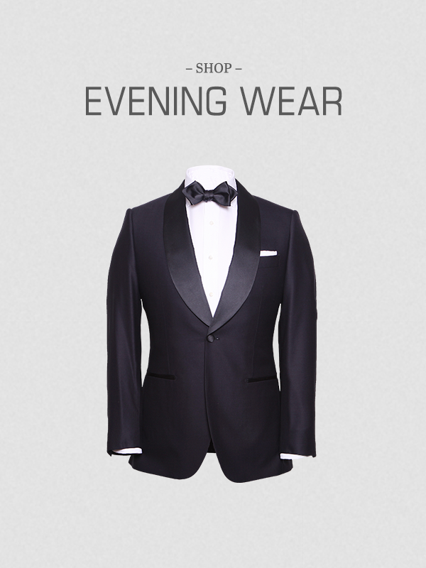 Mason & Sons evening wear collection