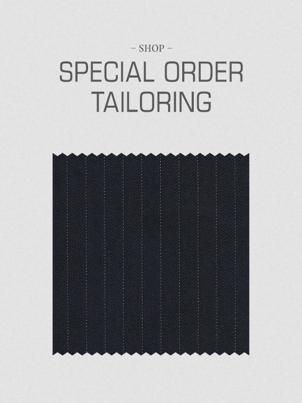 Anthony Sinclair Special Order tailoring