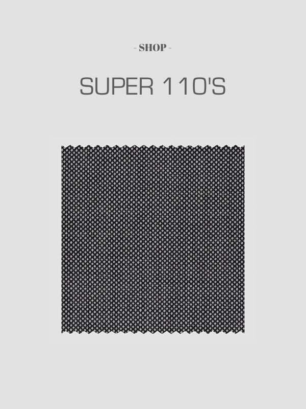 Made To Order Super 110's Tailoring