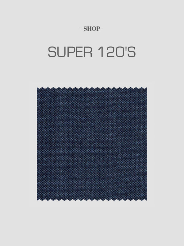 Made To Order Super 120's Tailoring