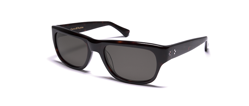 Curry & Paxton | YVAN IN DARK TORTOISESHELL