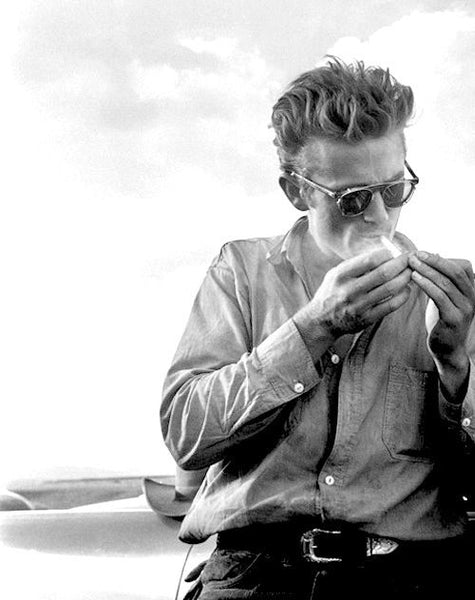 Curry and Paxton | James Dean