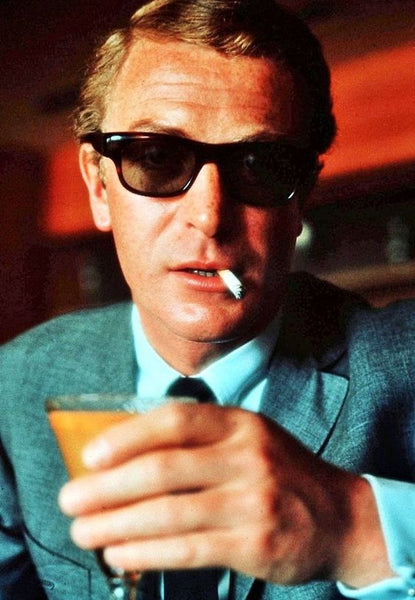 Curry and Paxton | Michael Caine