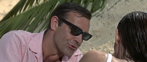 Curry and Paxton | Sean Connery, Thunderball