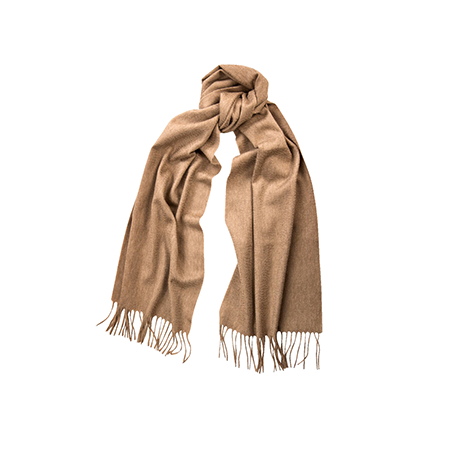 Staffa Lightweight Cashmere and Silk Scarf