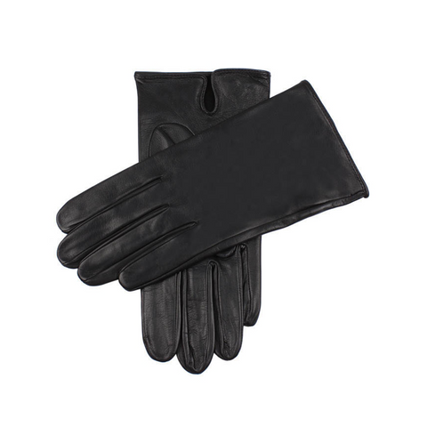 """Skyfall"" Unlined Leather Gloves"