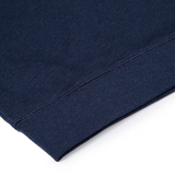 Mason & Sons | Sunspel Loopback Sweatshirt in Navy -4