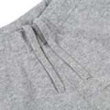 MASON & SONS | Sunspel Cashmere Lounge Pant in Grey -3