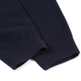 Mason & Sons | Sunspel Cashmere Lounge Pant in Navy -2