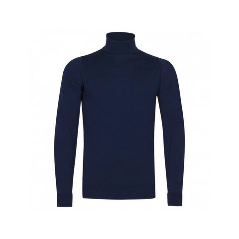 Cashmere Roll Neck