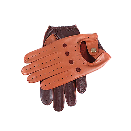 Classic Unlined Leather Driving Gloves