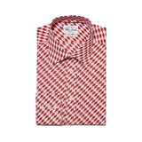 Mr. Fish Red Herring Print Shirt  |  Anthony Sinclair - 1