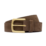 Mason & Sons | Playboy Belt Snuff Suede - 2