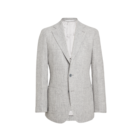 Unstructured Baby Alpaca Sport Coat