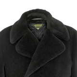 Motoluxe Teddy Bear Coat | Mason & Sons -6