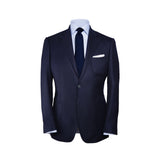 Anthony Sinclair Serge Blazer  |  Mason & Sons - 1