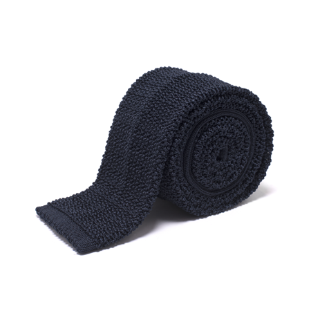 Wool, Linen & Mohair Midnight Blue