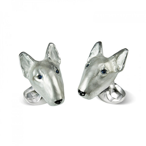 English Bull Terrier Cufflinks