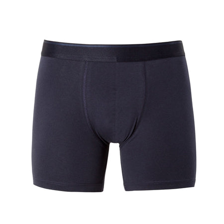 Stretch Cotton Long Leg Trunks