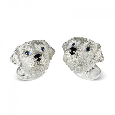 Border Terrier Cufflinks